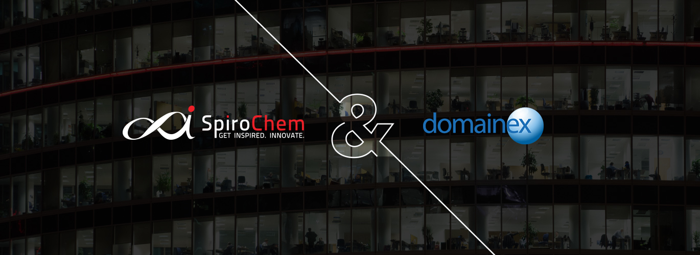 SpiroChem and Domainex enter a fragment drug discovery partnership.
